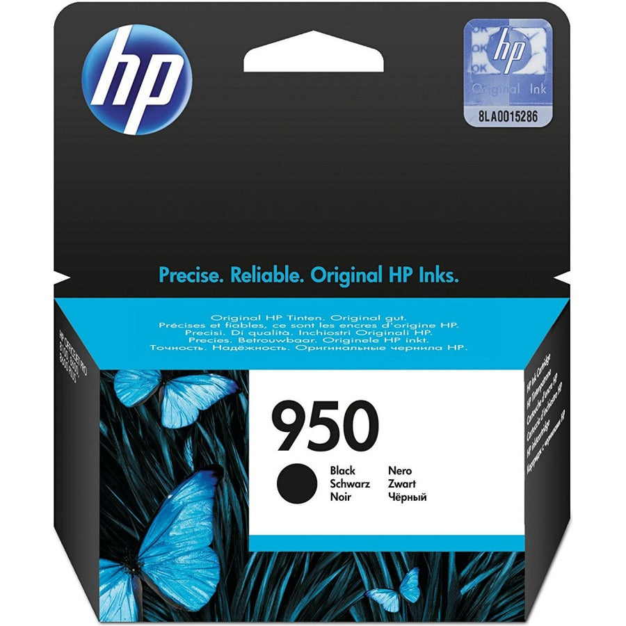 HP 950 Black Original Ink Cartridge Page Yield 1000 (P/N CN049AE)
