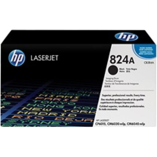 HP 824A Black Original Laserjet Imaging Drum