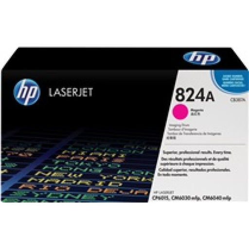 HP 824A Magenta LaserJet Image Drum page Yield 23K (CB387A)