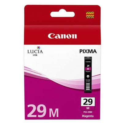 Canon PGI-29 Printer Ink Cartridge Magenta