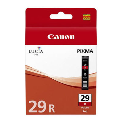 Canon Original PGI-29 Red Ink Cartridge