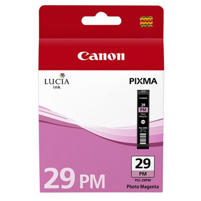 Canon Original PGI-29 Photo Magenta Ink Cartridge