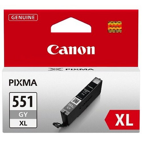 Canon CLI-551 XL Printer Ink Cartridge Grey
