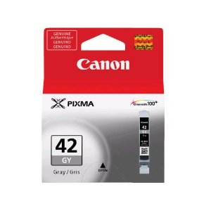 Canon CLI-42 Printer Ink Cartridge Gray