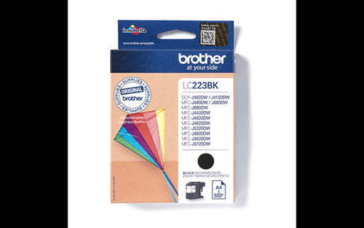 Brother Original LC223 Standard Black Ink Cartridge