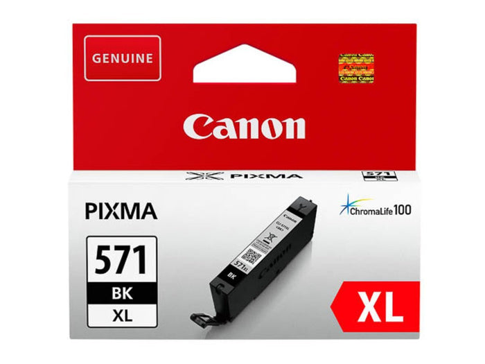 Canon Original CLI-571 XL Black Ink Cartridge