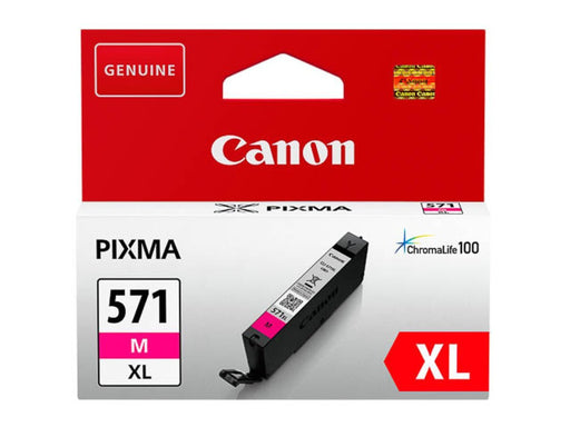 Canon Original CLI-571 XL Magenta Ink Cartridge
