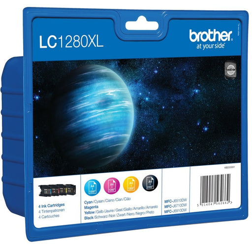 Brother Original LC1280 XL Value Pack