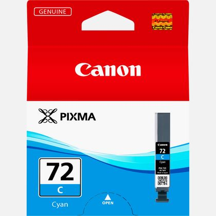 Canon PGI-72 Printer Ink Cartridge Cyan