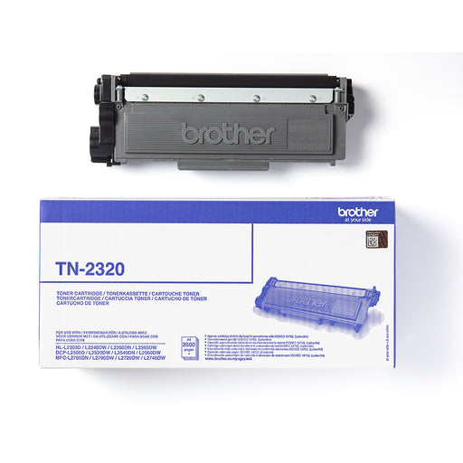 Brother TN-2320 Original Black Toner Cartridge