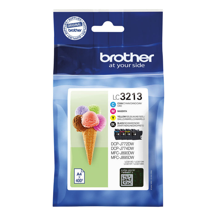 Brother Original LC3213VAL Value Pack