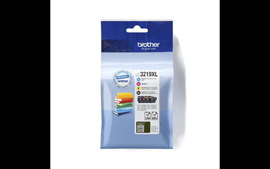 Brother Original LC3219XL Value Pack