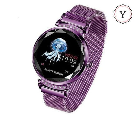 Montre Connectée Tactile Femmes Intelligente Bluetooth IOS & Android