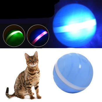 Balle Animée Intelligente Pour Chat - COMBAL™