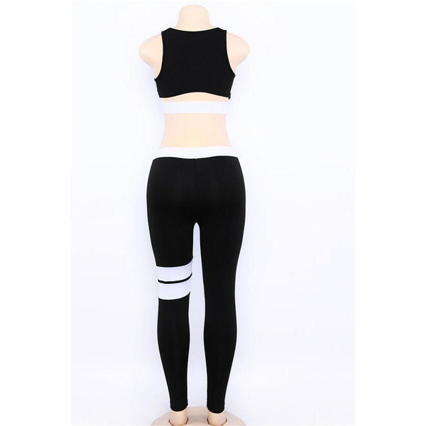 Ensemble Sport Femme - Black Lady Club