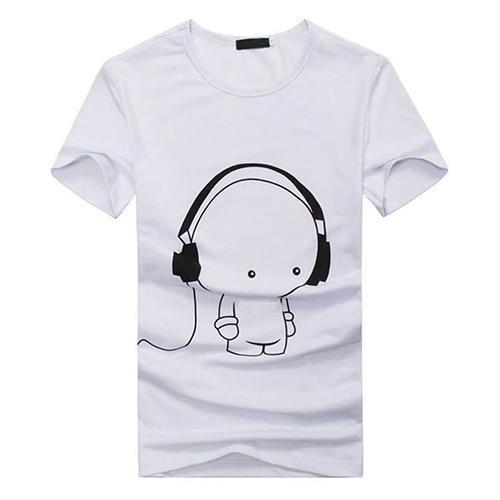 T-Shirt Comic Bande dessinée 100% coton