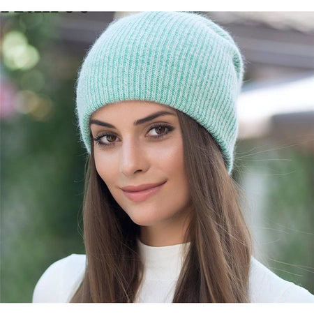 Bonnet Femme Hiver - Winter Cap Simple