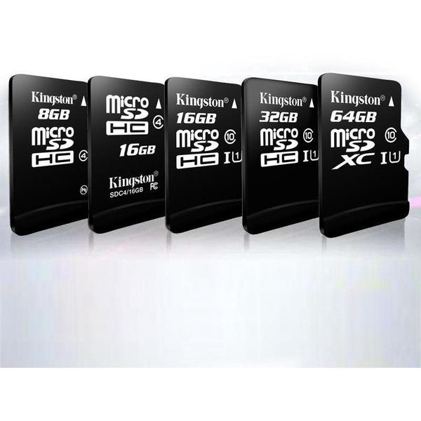 Carte Micro SD Mémoire Flash 8gb 16gb 32gb 64gb 128gb 256gb