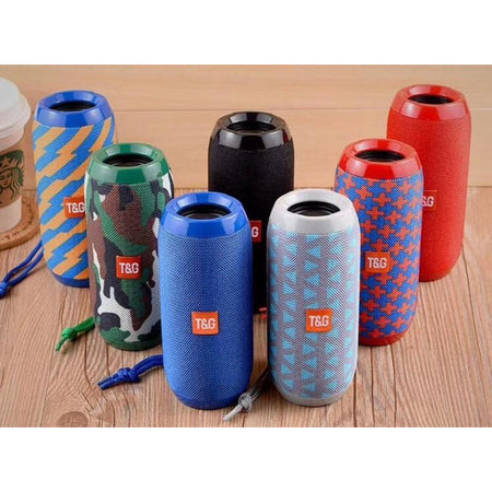 Enceinte Bluetooth Haut Parleur Portable Sans Fil Waterproof