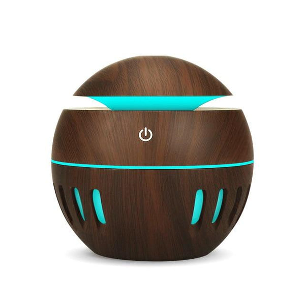 Diffuseurs d'Huiles Essentielles & Purificateurs d'air - Night light