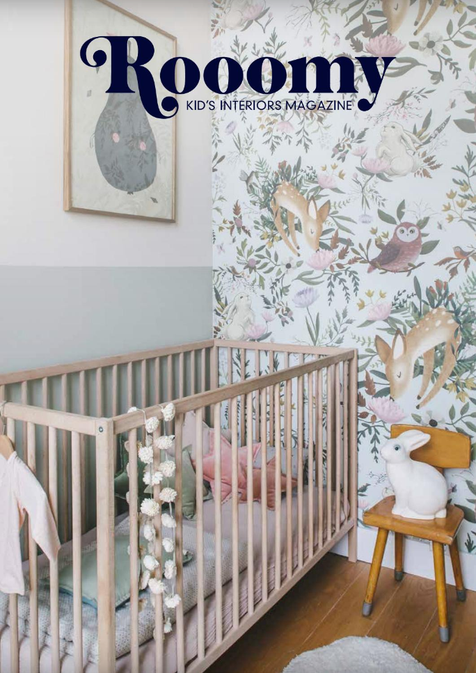 Rooomy Issue 10 | Nursery Edition