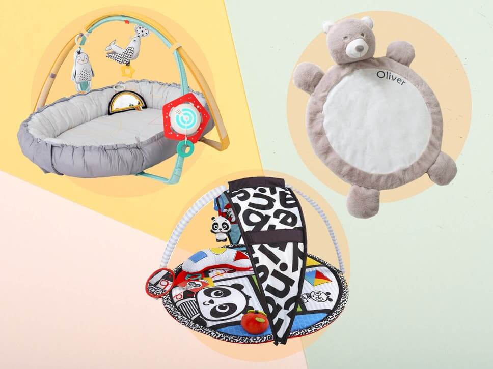 10 best baby play mats and gyms that entertain and educate