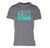 "Tri-Blend Short Sleeve ""Keys Strong"" Shirt - Ash Grey"