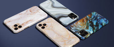The Best Snap & Tough Marble Phone Cases