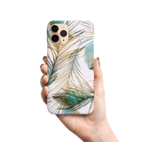 Peacock Passion Phone Case