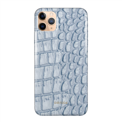 DIPSODA Powder Blue Snap Phone Case