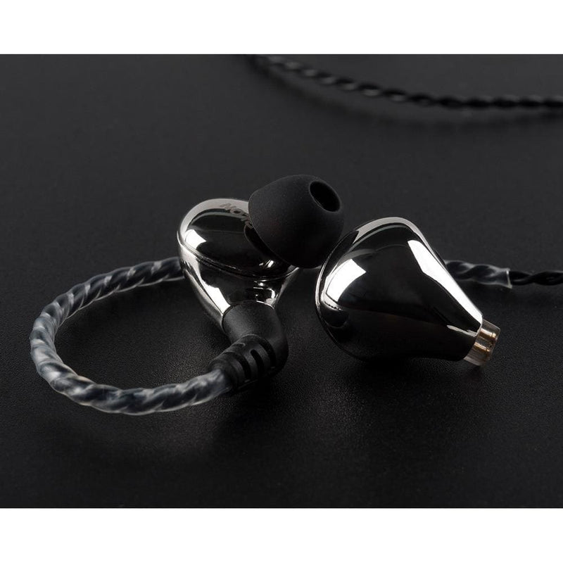 Blon BL-03 Professional 10mm Carbon Nanotube Diaphragm High Dynamic HIFI Earphone with detachable Cable