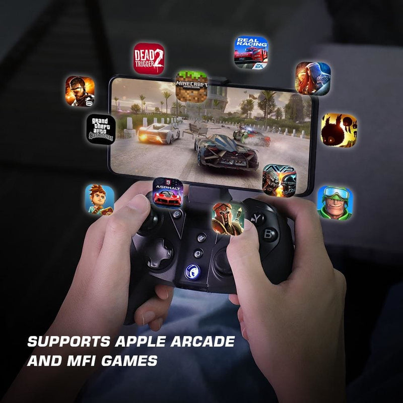 GameSir G4 Pro Wireless Bluetooth Controller/ Gamepad for Nintendo Switch Apple Arcade MFi Game Xbox Cloud Gaming Android PC