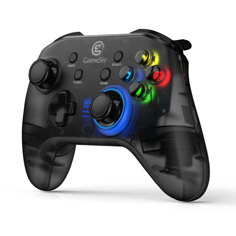 GameSir T4 Pro Wireless Bluetooth Controller Gamepad with 6-axis Gyro Applies for Nintendo Switch Android iOS mac OS Windows PC
