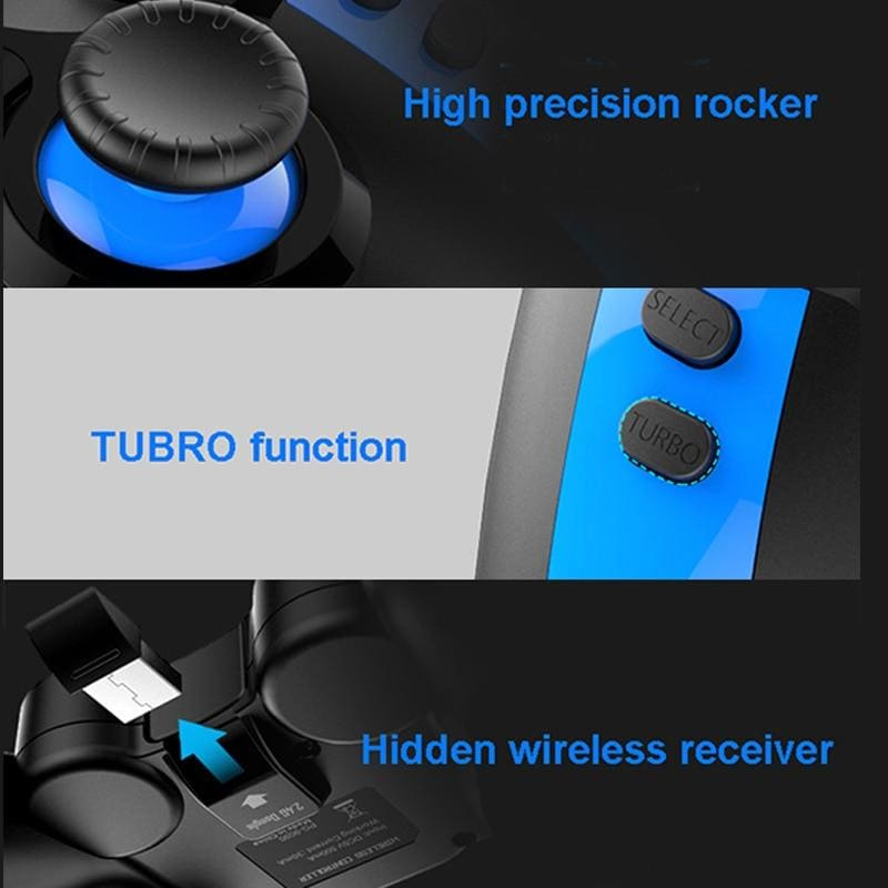 ipega Gamepad PG-9090 2.4G Wireless Bluetooth Joystick Controller Gamepad for Android PC Phone TV Box