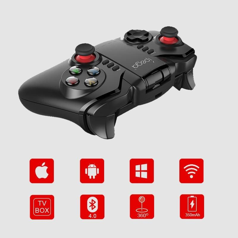 ipega PG9068 Gamepad Bluetooth Wireless Joystick for Playstations 4, Android
