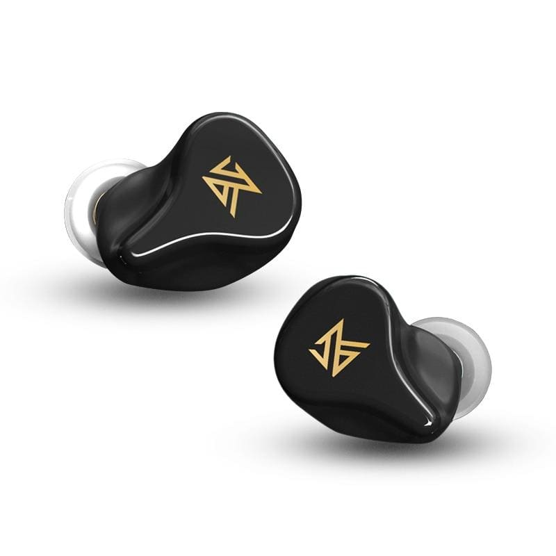 KZ Z1 TWS True Wireless Bluetooth v5.0 Earphones Dual magnetic Dynamic Game Earbuds Touch Control Noise Cancelling Sport Headset