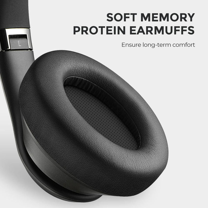 Mpow H20 059 Updated Version Bluetooth 5.0 30h Playing Time Hi-Fi Deep Bass Wireless Headphones CVC 8.0 Microphone For Smarphones