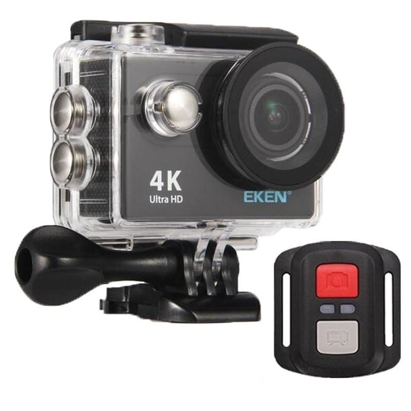 Original eken h9r h9 action camera ultra hd 4k sports camcorder remote wif mini helmet cam 2.0 170d wide angle for rc drone - on sale