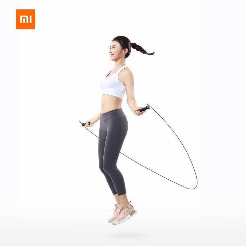 Original Xiaomi Mijia Yunmai Jump Rope One-piece bearing, Double wire rope
