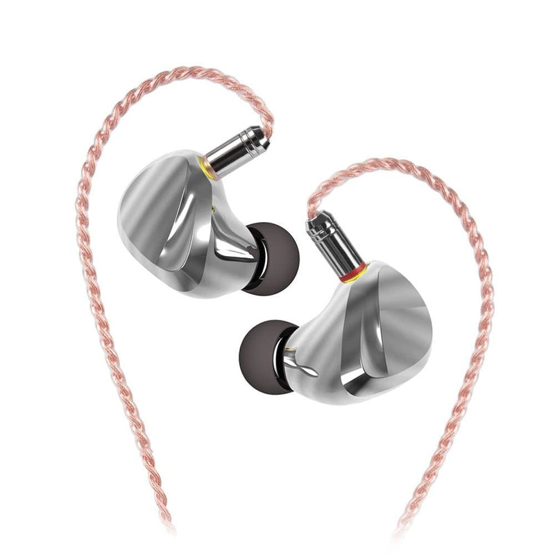 TRI I3 In Ear earphone Planar Diaphragm composite 8mm Dynamic Driver Balanced Armature Driver Unit with MMCX Connector