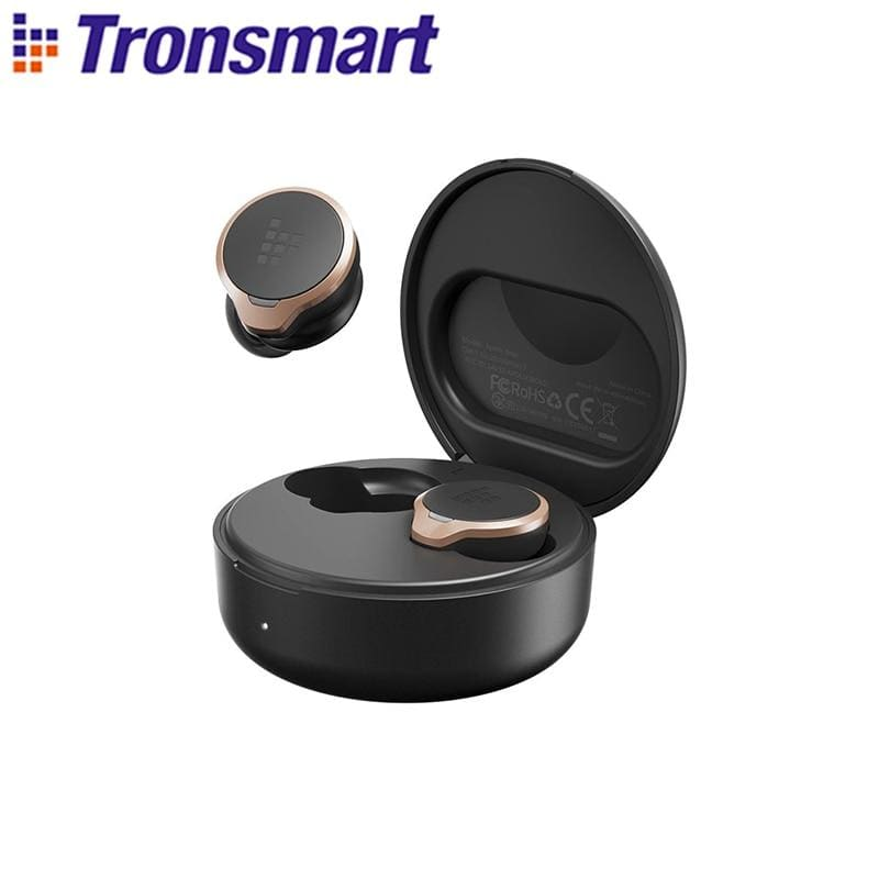 Tronsmart Apollo Bold TWS Earbuds ANC(Active Noise Cancelling) Bluetooth Wireless Earphones with QualcommChip QCC5124, Apt-X