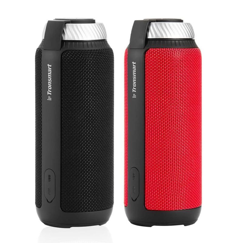 Tronsmart element t6 bluetooth speaker column portable speaker subwoofer 25w with 360 stereo sound speakers for computer - on sale