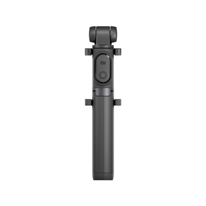 Xiaomi foldable tripod monopod selfie stick bluetooth with wireless button shutter selfie stick for ios/android/xiaomi (black) - on sale