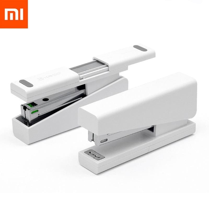 Xiaomi Mijia Kaco LEMO Stapler 24/6 26/6 with 100pcs Staples for Paper Office School For xiaomi mi home mijia smart Home kit