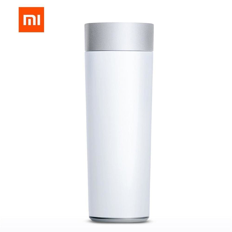 Xiaomi mijia temperature sensor cup built-in temperature and gravity sensor 360ml with smart light for xiaomi smart home - on sale