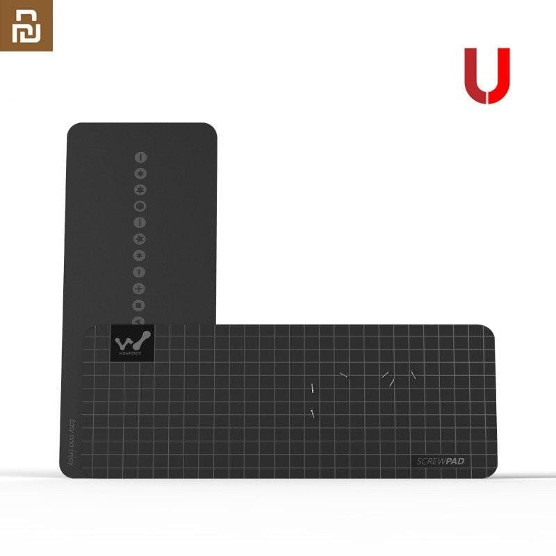 Xiaomi mijia wowstick wowpad Magnetic Screwpad Screw Postion Memory Plate Mat For kit ,1FS Electric