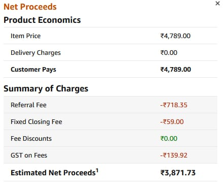 Why our products are cheaper than our products on amazon