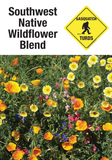 Southwest Native Wildflower Blend- 2 pound bag of seed bombs