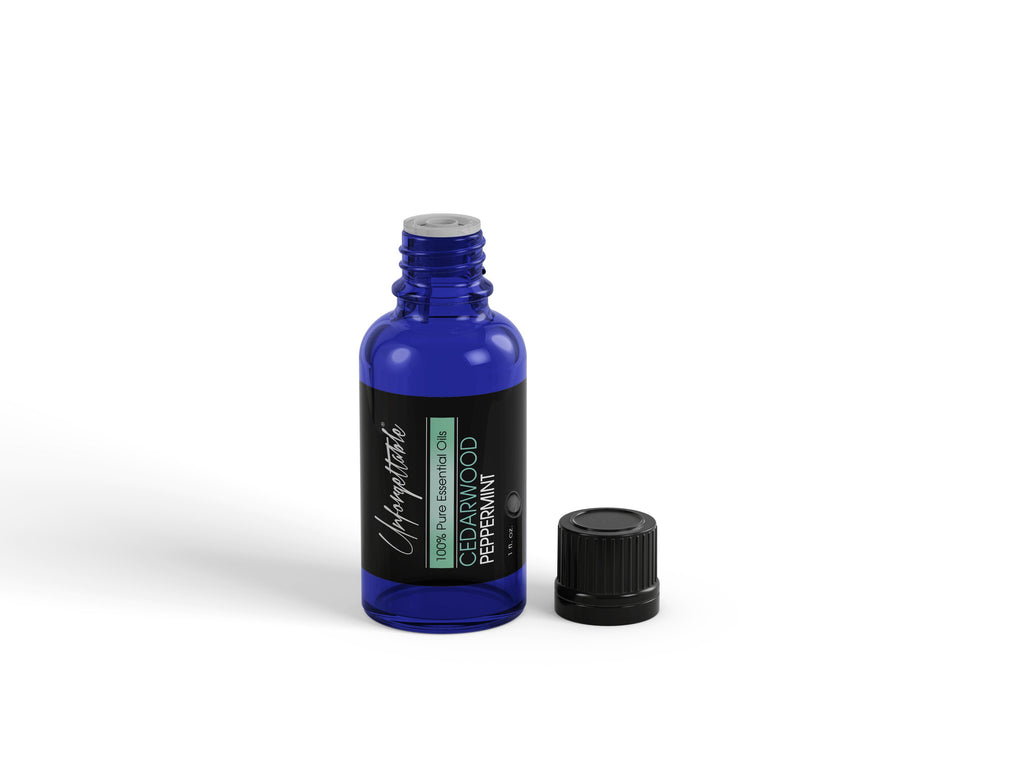 Cedar wood & Peppermint 100% Pure Essential Oils