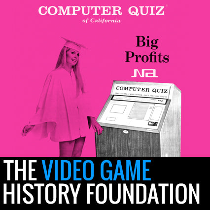 video game history foundation